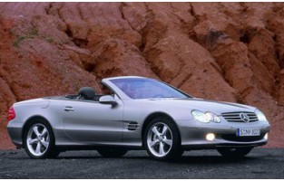 Tapetes exclusive Mercedes SL R230 (2001 - 2009)