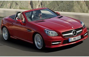 Tapetes exclusive Mercedes SLK R172 (2011 - atualidade)
