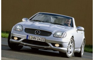 Tapetes exclusive Mercedes SLK R170 (1996 - 2004)