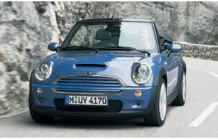 Tapetes exclusive Mini R52 cabriolet (2004 - 2009)