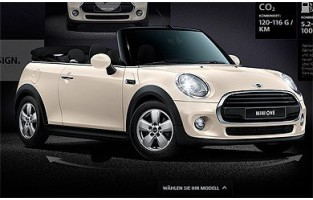 Tapetes Mini F57 cabriolet (2016 - atualidade) Excellence