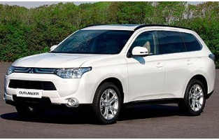 Tapetes Mitsubishi Outlander (2012 - 2018) Excellence