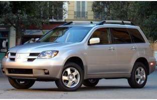 Tapetes Mitsubishi Outlander (2003 - 2007) Excellence