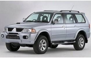 Tapetes Mitsubishi Pajero Sport / Montero (2002 - 2008) económicos
