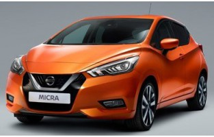 Tapetes exclusive Nissan Micra (2017 - atualidade)