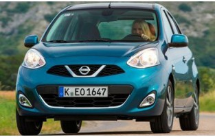 Tapetes Nissan Micra (2013 - 2017) Excellence