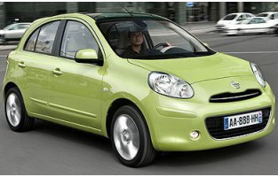 Tapetes Nissan Micra (2011 - 2013) Excellence