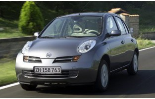 Tapetes exclusive Nissan Micra (2003 - 2011)