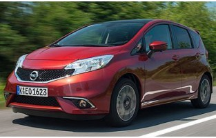 Tapetes Nissan Note (2013 - atualidade) Excellence