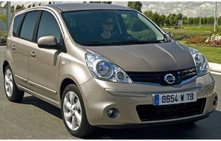 Tapetes exclusive Nissan Note (2006 - 2013)