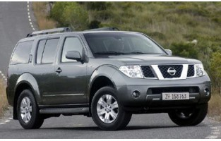 Tapetes de carro Nissan Pathfinder (2005 - 2013) Premium