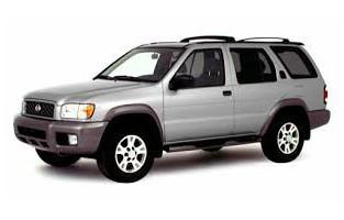 Protetor de mala reversível Nissan Pathfinder (2000 - 2005)