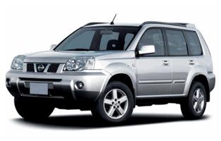 Protetor de mala reversível Nissan X-Trail (2001 - 2007)