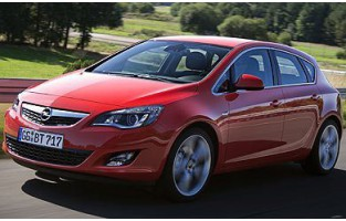 Tapetes Opel Astra J 3 ou 5 portas (2009 - 2015) Excellence