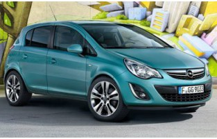 Tapetes exclusive Opel Corsa D (2006 - 2014)