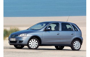 Tapetes Opel Corsa C (2000 - 2006) Excellence