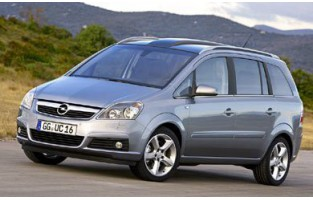 Tapetes Opel Zafira B 5 bancos (2005 - 2012) Excellence