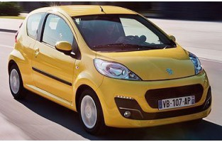 Tapetes Peugeot 107 (2009 - 2014) Excellence