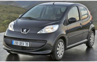 Tapetes Peugeot 107 (2005 - 2009) Excellence