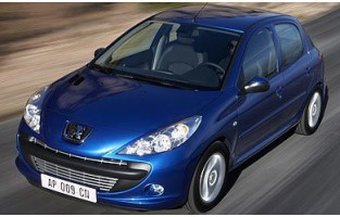Tapetes exclusive Peugeot 206 (2009 - 2013)
