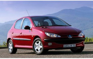 Tapetes Peugeot 206 (1998 - 2009) económicos
