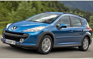 Tapetes exclusive Peugeot 207 touring (2006 - 2012)