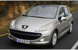 Tapetes exclusive Peugeot 207 3 ou 5 portas (2006 - 2012)