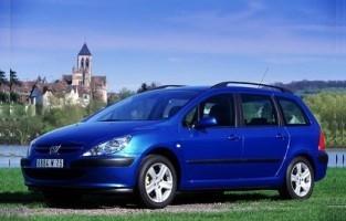 Protetor de mala reversível Peugeot 307 touring (2001 - 2009)