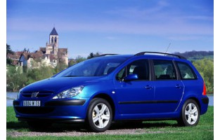 Tapetes exclusive Peugeot 307 touring (2001 - 2009)