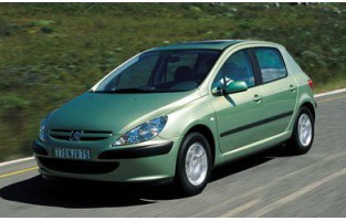 Tapetes exclusive Peugeot 307 3 ou 5 portas (2001 - 2009)