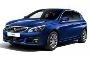 Tapetes exclusive Peugeot 308 5 portas (2013 - atualidade)