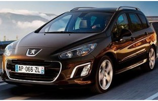 Tapetes exclusive Peugeot 308 touring (2007 - 2013)