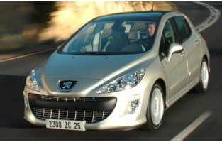 Tapetes exclusive Peugeot 308 3 ou 5 portas (2007 - 2013)