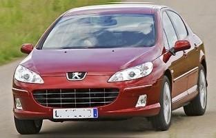 Protetor de mala reversível Peugeot 407 limousine (2004 - 2010)