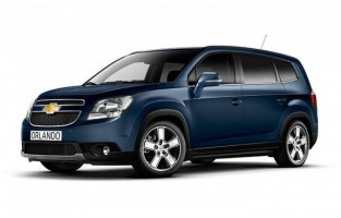 Tapetes exclusive Chevrolet Orlando