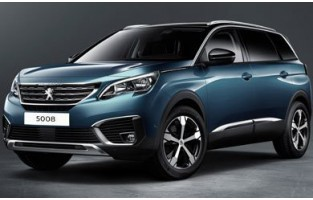 Tapetes Peugeot 5008 7 bancos (2017 - atualidade) Excellence