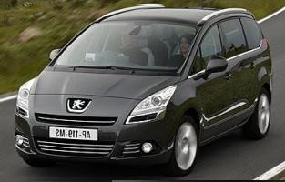 Protetor de mala reversível Peugeot 5008 5 bancos (2009 - 2017)