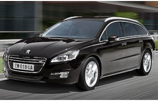 Tapetes exclusive Peugeot 508 touring (2010 - 2018)