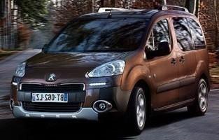 Protetor de mala reversível Peugeot Partner (2008 - 2018)