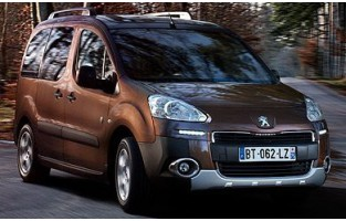 Tapetes Peugeot Partner (2008 - 2018) Excellence