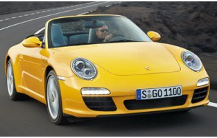 Tapetes exclusive Porsche 911 997 Restyling cabriolet (2008 - 2012)