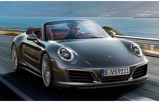 Tapetes exclusive Porsche 911 991 Restyling cabriolet (2016 - atualidade)