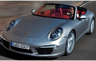 Tapetes Porsche 911 991 cabriolet (2012 - 2016) Excellence