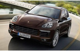 Tapetes exclusive Porsche Cayenne 92A Restyling (2014 - 2018)