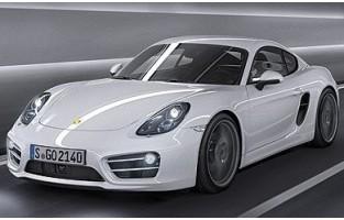 Tapetes Porsche Cayman 981C (2013 - 2016) Excellence