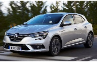 Tapetes Renault Megane 5 portas (2016 - atualidade) Excellence