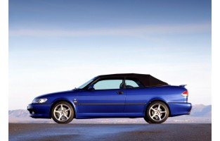 Tapetes exclusive Saab 9-3 cabriolet (1998 - 2003)