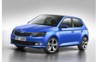 Tapetes Skoda Fabia Hatchback (2015 - atualidade) Excellence