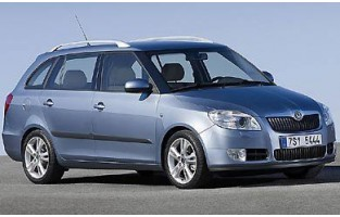 Tapetes Skoda Fabia Combi (2008 - 2015) Excellence