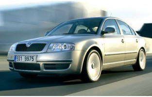 Tapetes Skoda Superb (2002 - 2008) Excellence